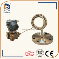 industrial flush diaphragm differential pressure transmitter