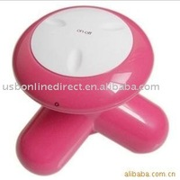 USB mini portable Healthy Electric Vibrating Massager