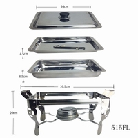 Hot Service Equipment Stainless Steel Food