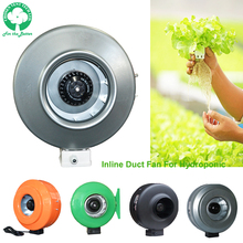 Energy save&low cost greenhouse circular inline duct fan