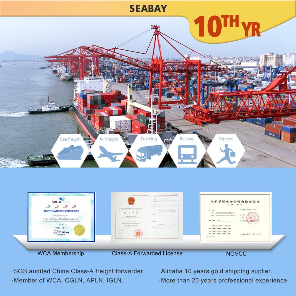 container logistics companies
