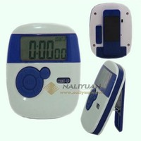 Digital LCD count down and count up timer for promotion