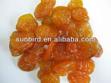 Chinese Industrial Grade Dried Apricot/Preserved apricot fruit