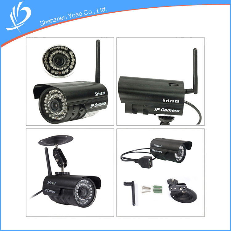 High- Performance Processor Security Camera China With Sim Card