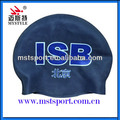 Manufacture high quality custom logo swim cap