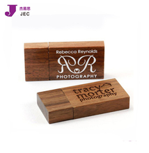 Promotional Laser engraving wood custom usb 2.0 flash drive with wood usb (Model JEC-362)