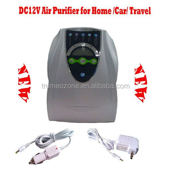 DC12V hunter ozone Purifier portable ozone generator home water air purifier