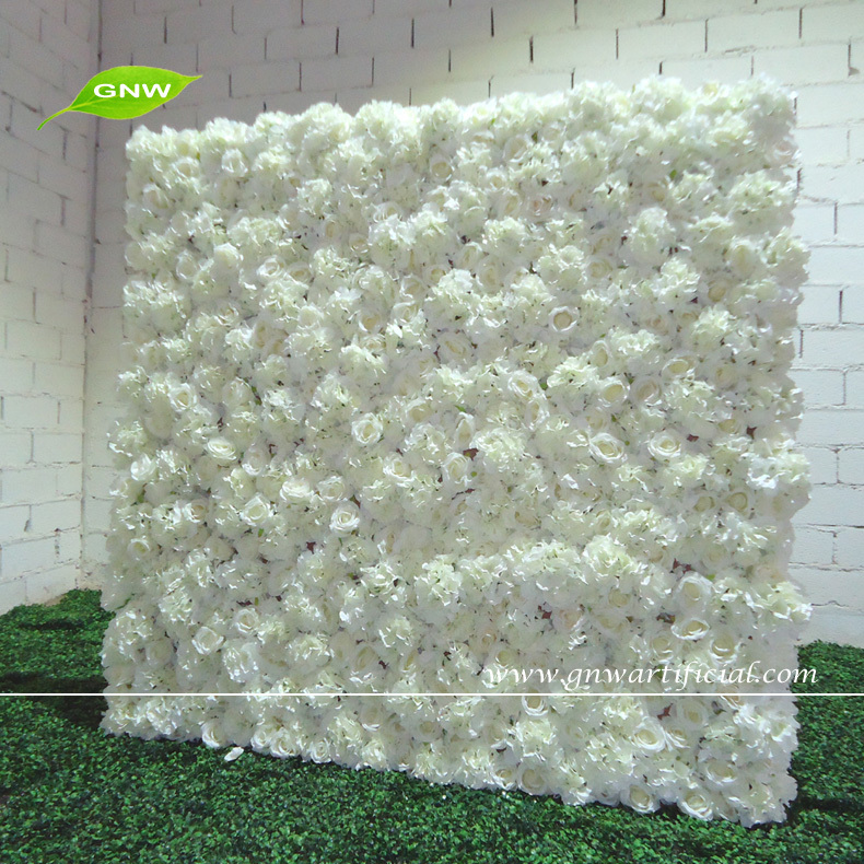 Wedding Supplies Decoration Flowers Pavilion Background Flower With Vine And Leaves One Meter