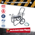 Garden products 2 wheel hose reel cart for gardening