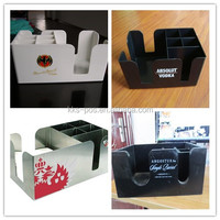 Metal Bar Caddy / Stainless Steel Napkin Holder