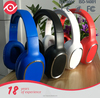 2017 Promotion Headset Wireless Bluetooth Headphone With TF Card