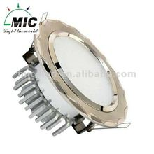 MIC square recessed led downlight