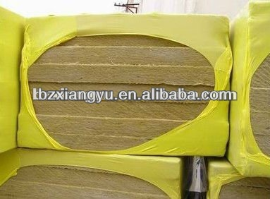 China Fire Insulation Rock Wool Batts