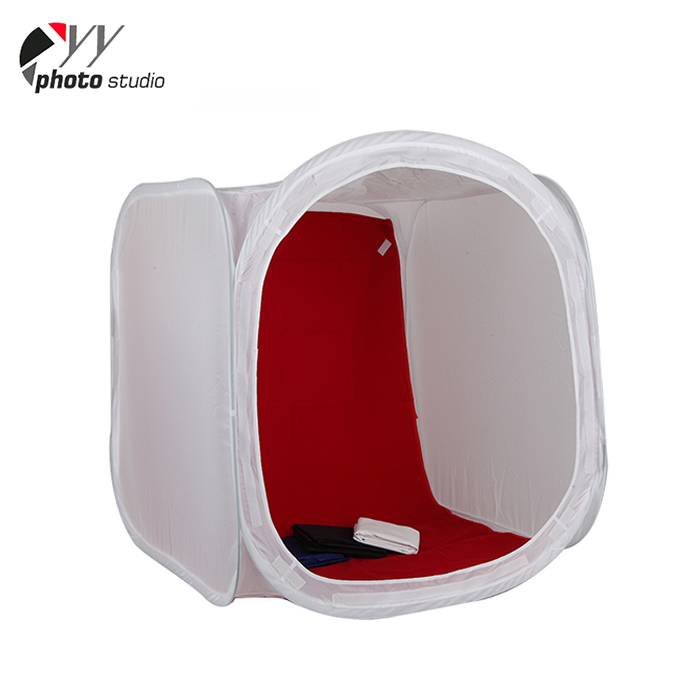 Professional manufacturer supplier fabric photography folding cube photo light tent