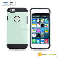 Tough armor SGP case for iPhone 6, hybrid TPU case cover