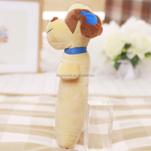 Stuffed Pet Supplier Customized Dog Toy With Flush PP Cotton Funny Toy