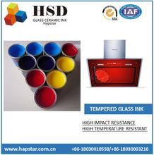 High Temperature Color Glass Enamel for Home Appliance impact resistance