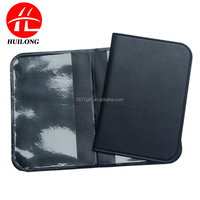 Ecofriendly material PVC Travel Wallet ,ATM Card Cover with two slot,Credit Card Holder