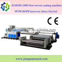 PP/PE/BOPP film touch screen protetive film aluminum foil coating machine
