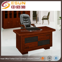 Cheap office furniture small l shape design office table