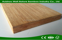 3-Ply 22mm Bamboo Plywood For Office Desk Bamboo Furniture Material