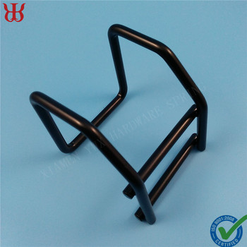 black rubber coated forming wire product