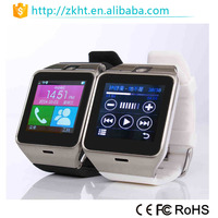 2016 wholesale alibaba golden supplier GV18 Aplus Smartwatch Support SIM Card 1.3M Camera Bluetooth android smart watch phone