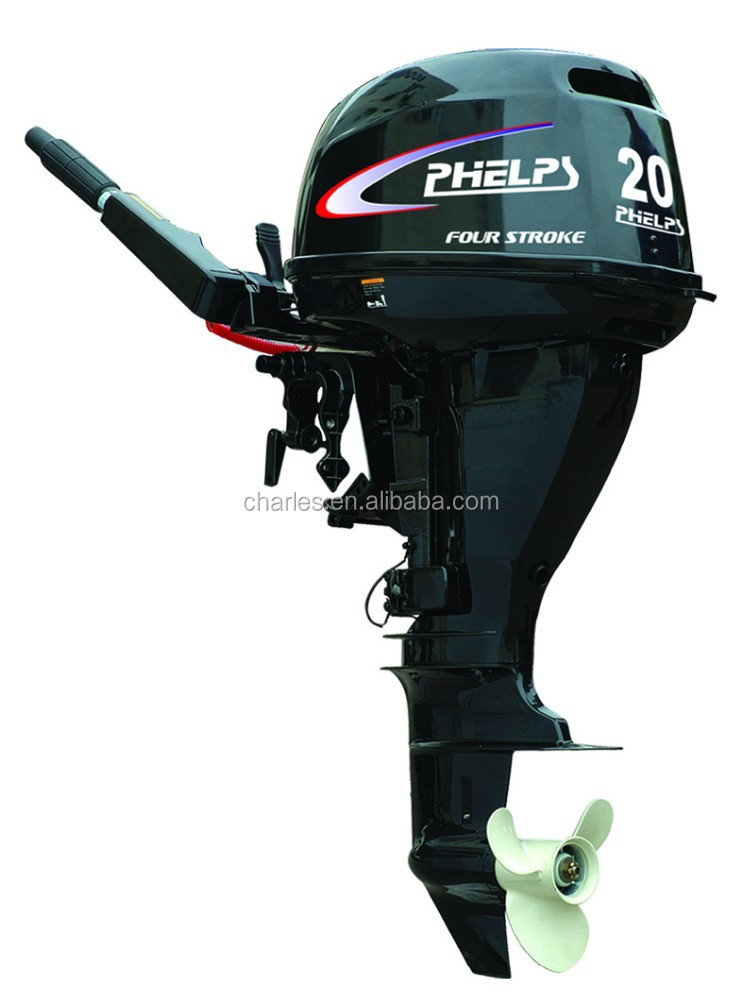Outboard Engine 20hp Four Stroke With Long Or Short Shaft
