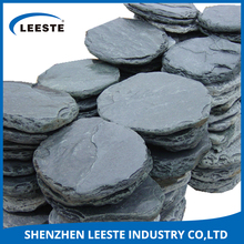 High Quality Outdoor Landscaping Irregular Stepping Driveway Slate Stones