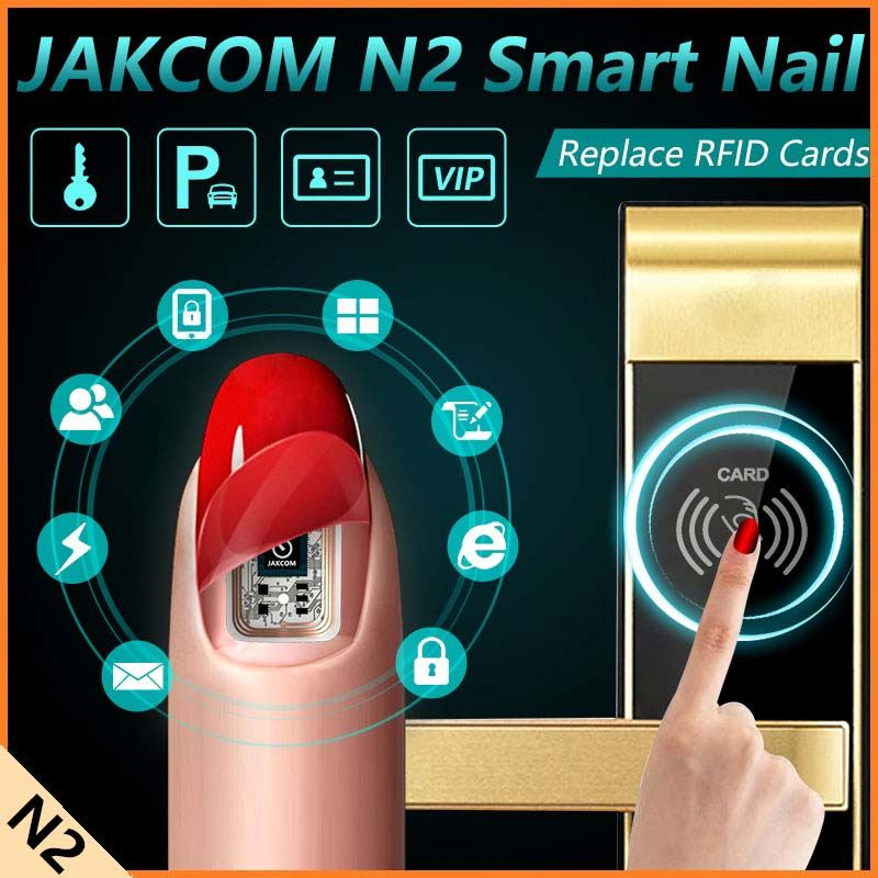 Jakcom N2 Smart Nail 2017 New Premium Of Access Control Keypad Hot Sale With Gsm Alarm System Rfid Carro A Control Watchdog