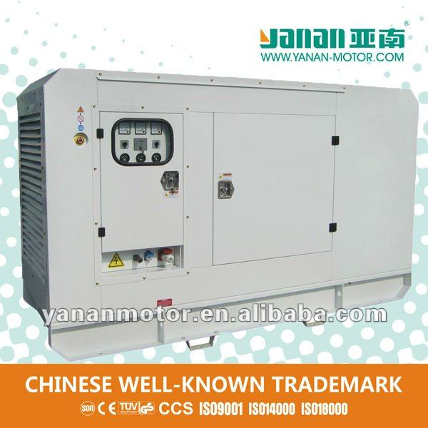 ON Sale !!Yanan Water-cooled Soundproof 350kw Diesel Generator Powered by Cummins