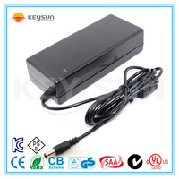 12V 8A Switching supply Ac Adapter with right angle power plug