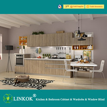 Latest design free standing storage kitchen cabinets in high quality