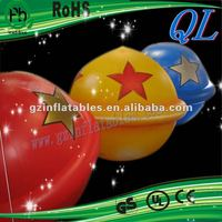 2012 {QiLing} hot sale promotion inflatable UFO advertising model