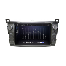 Car radio 2 din with navigation for RAV4 2013 Car DVD player