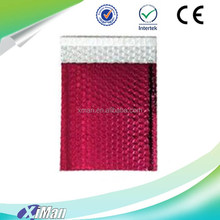 Metallized Bubble Envelopes For Books, Self Adhesive Metalized Padded Envelopes