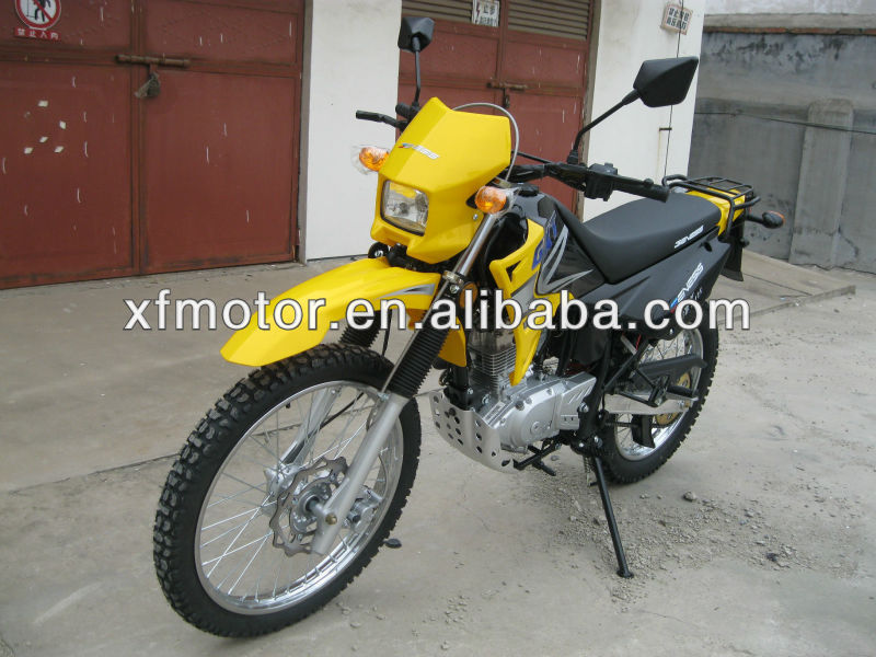 125cc pocket dirt bike