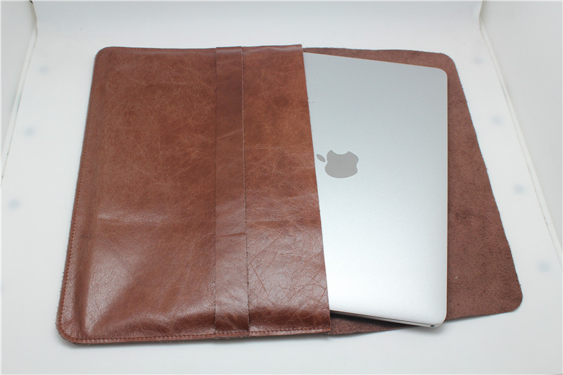 Most popular items soft leather organizer case for ipad and laptop