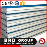 eps sandwich insulation panel for roof wall