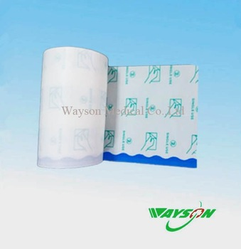 British PUE adhesive tape roll waterproof medical consumable material