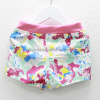 2016 summer boxer shorts boys pants bloomers for kids