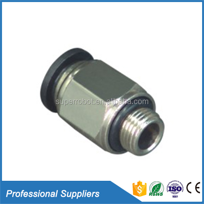 Male Connector Straight fitting wholesale air hose mini threaded fitting