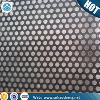 Metal plate zirconium tantalum molybdenum niobium perforated sheet plate