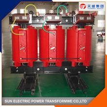2017 hot new products three phase dry type 10kv electric power transformer price Cheap