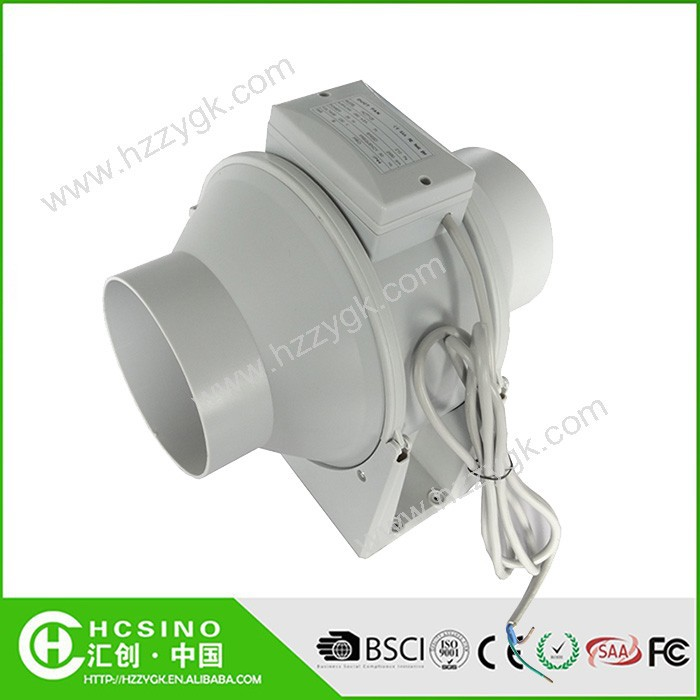 Top Quality Inline Ventilation 200Mm Duct Fan