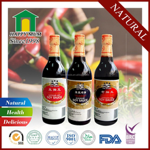 OEM Zero Added Premium Pure Light soy sauce 500ML