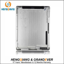 Silver Color For iPad 2 WiFi Version Rear Housing