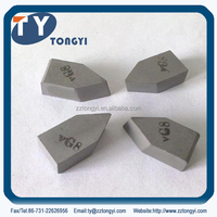 Time-efficient metal hole cutter and tungsten carbide cutter tips