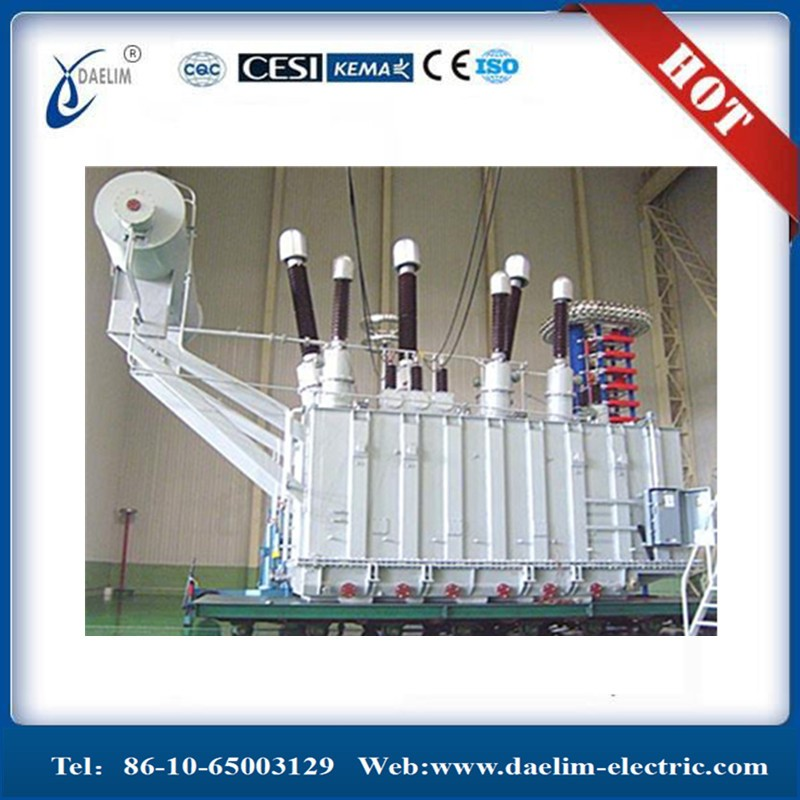 80mva 230kv Three-Phase Two Winding Power Transformer with MR