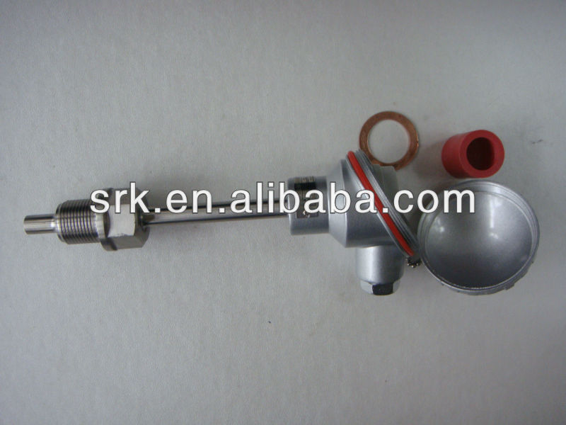 RTD with 4-20ma PT100 temperature transmitter